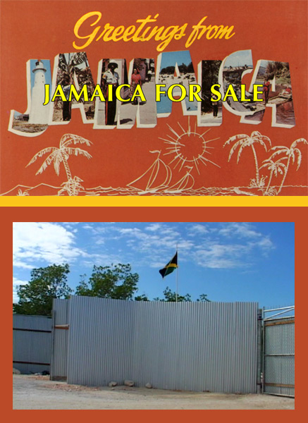 Jamaica for Sale (DVD) Caribbean Creativity